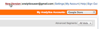 Google Analytics Login Information