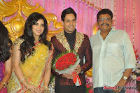 Celebraties at Actor Bharat n Jessy Wedding Reception Photos+%2528146%2529 Actor Bharath n Jessy Wedding Photos