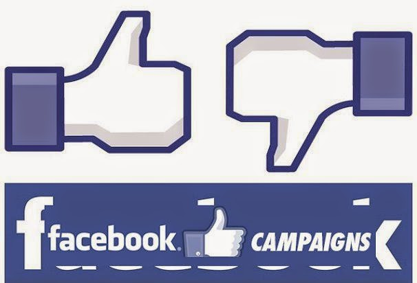 Facebook campaign with ideas image photo