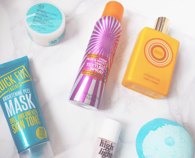 August Favourites Fudge The Body Shop Estee Lauder Lush