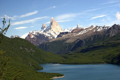 Fitz Roy  Argentina Chile Beautiful Mountain