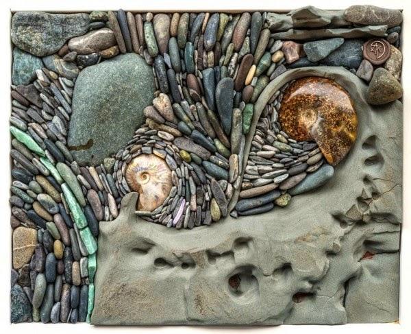 فسيفساء من الحجر