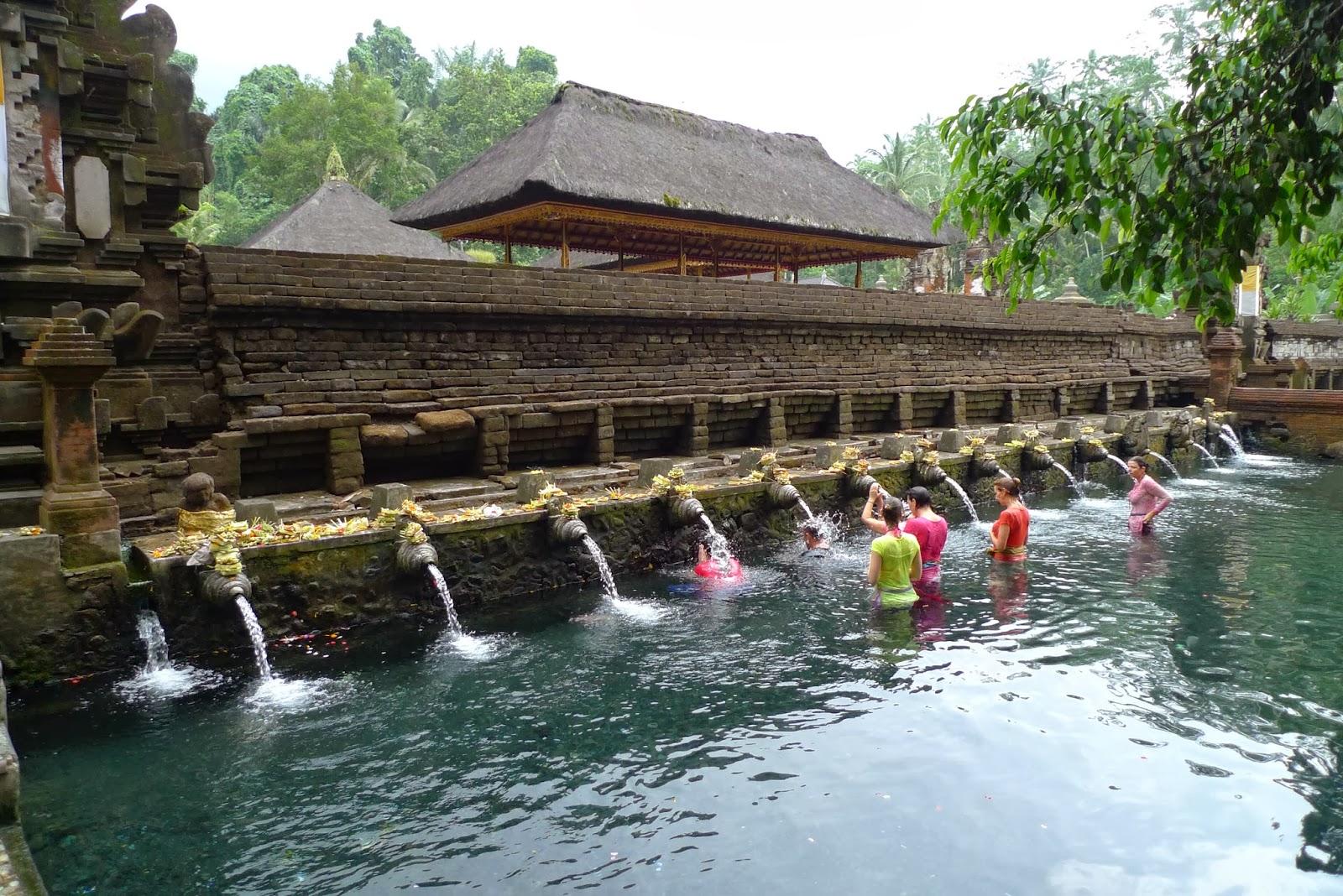 Tampak Siring Bali - Tirta Empul Temple