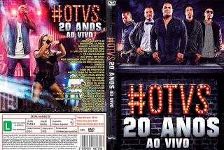 DVD Os Travessos – 20 Anos Ao Vivo (2015)