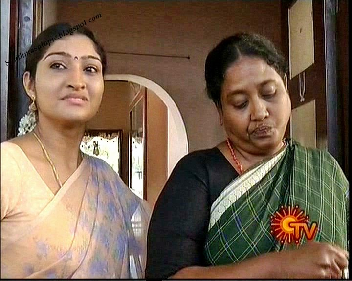Tamil Serial Aunty Series 11 (Neelima Rani, Sudha Chandran Navel and