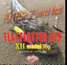 FLAT FLUTTER95S XH-Model