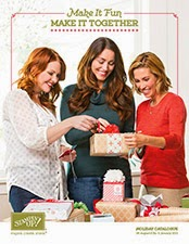 Stampin Up! Holiday Catalogue 2014