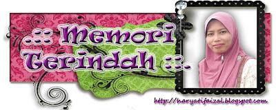 .:: Memori Terindah ::.