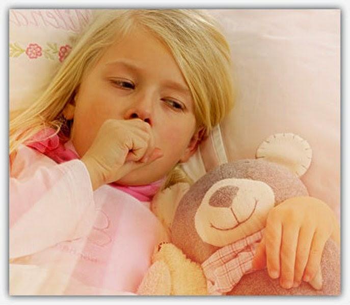 Cara mengobati batuk pada anak dengan alami