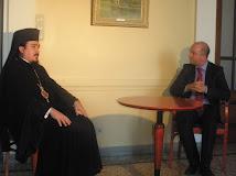 Συνέντευξη με τον Πολωνό Επίσκοπο Σεμιατίστε κ. ΓΕΩΡΓΙΟ (Pankowski)