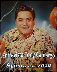 Entrevista con Tony Camargo