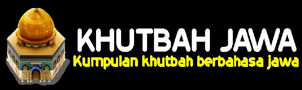 KHUTBAH JAWA