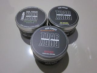 Minyak Rambut Pomade Toar And Roby