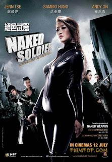 Sát Thủ Gợi Cảm - Naked Soldier [Vietsub]