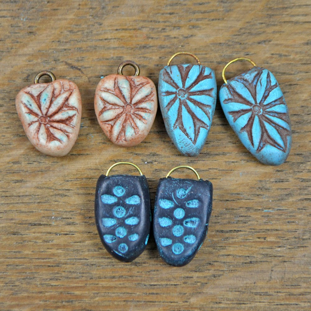 Kristi Bowman Design: Not so Naked Polymer Clay