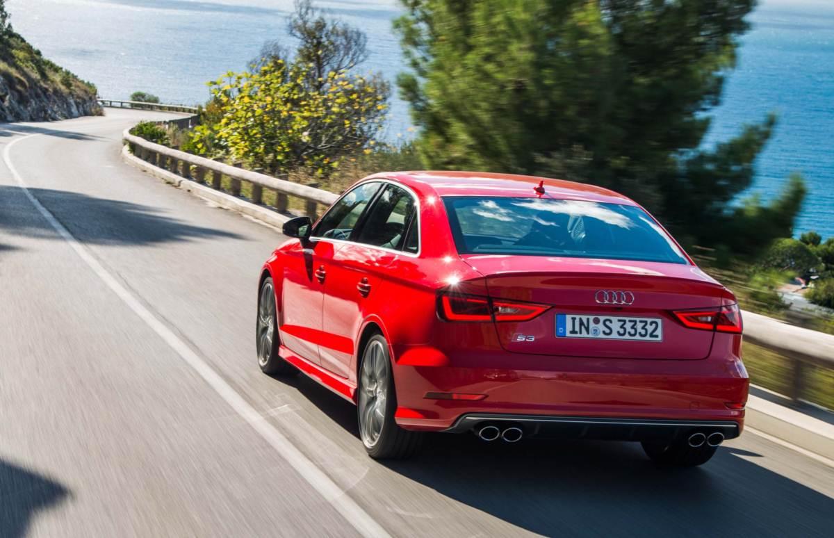 Novo Audi S3 Sedan 2015