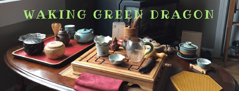 Waking Green Dragon