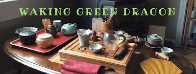Waking Green Dragon