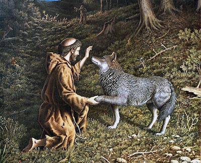 Letrherida Los motivos del lobo de Rubn Daro