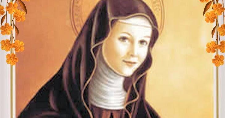 Blog Católico Gotitas Espirituales Imágenes De Santa Clara De