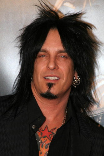 The 58-year old son of father Frank Feranna Sr. and mother Deana Haight, 185 cm tall Nikki Sixx in 2017 photo