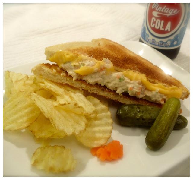 Tuna Melt/Tuna Salad by KaceyCooks