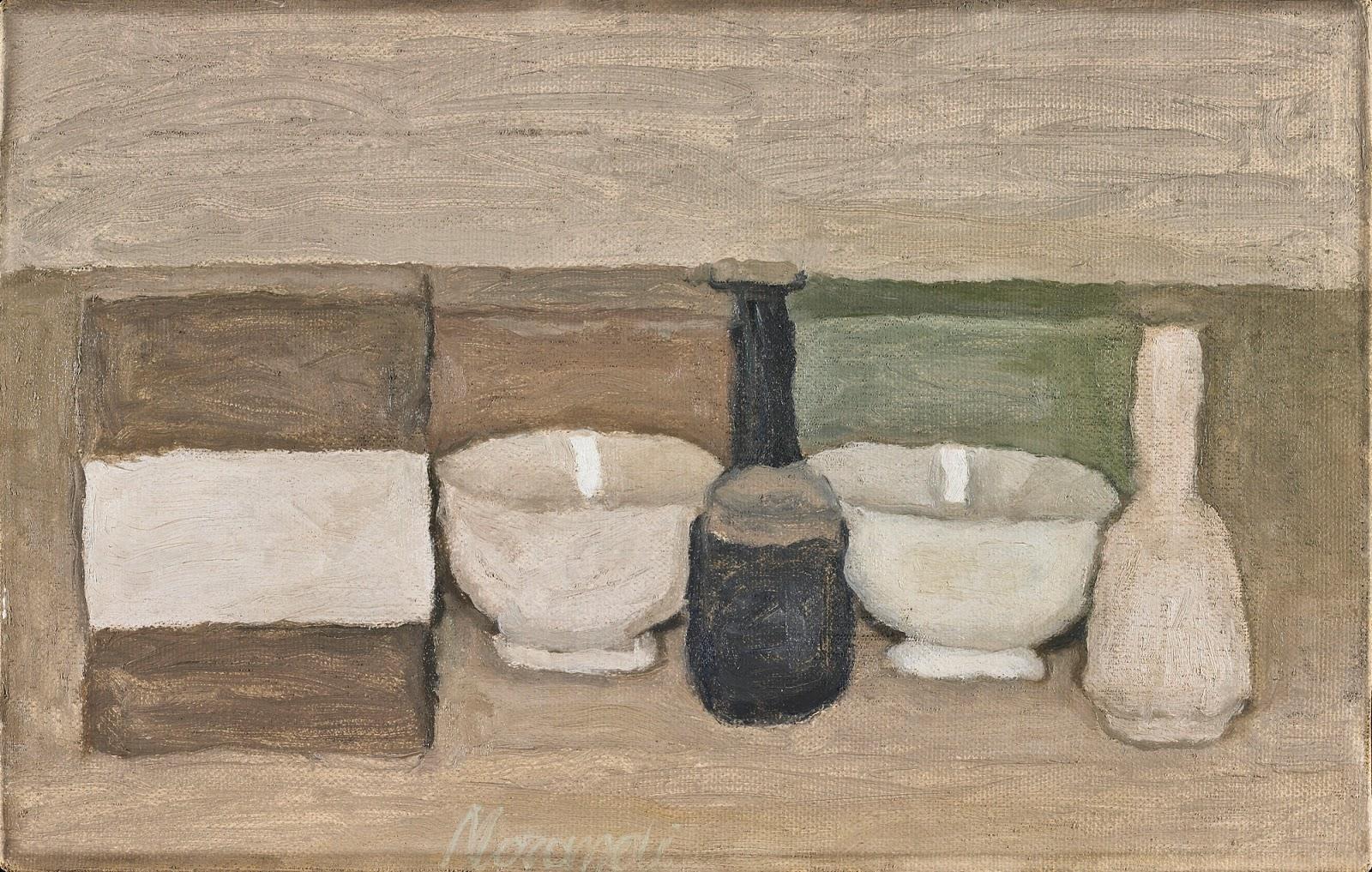 Giorgio Morandi, 12 Artists, 12 Days