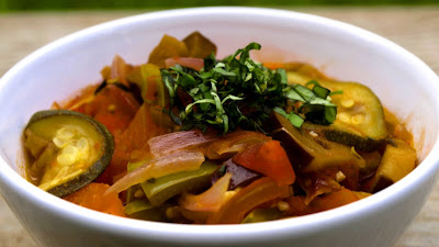 Овощное рагу «Рататуй» - Ресторан дома