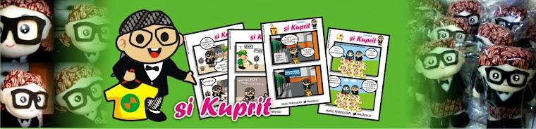 Legenda Si Kuprit : Maskotnya Indonesia