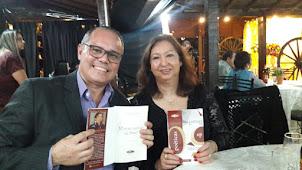 Lançamento da Coletânea 50 Vozes Poéticas do Brasil