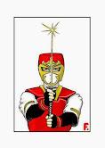 Grupo - Jiraya o Incrível Ninja ( Oficial )