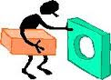 How to Succeed as a Square Peg in a Round Hole ???