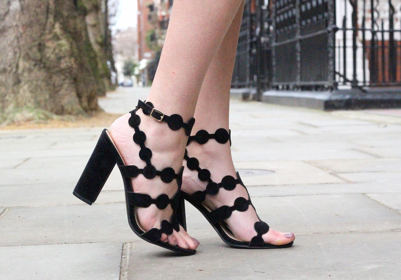 public desire heels worn by peexo