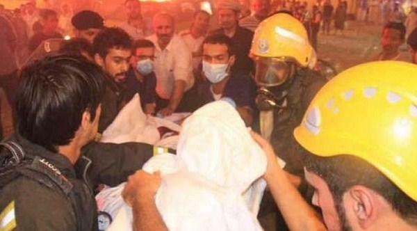 Lagi, Sebuah Hotel di Makkah Terbakar 1.028 Jamaah Haji Asia Dievakuasi