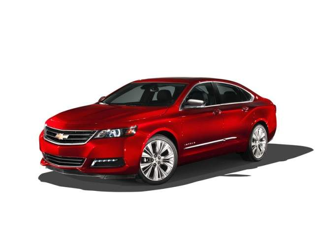 Chevrolet Impala 2013 new