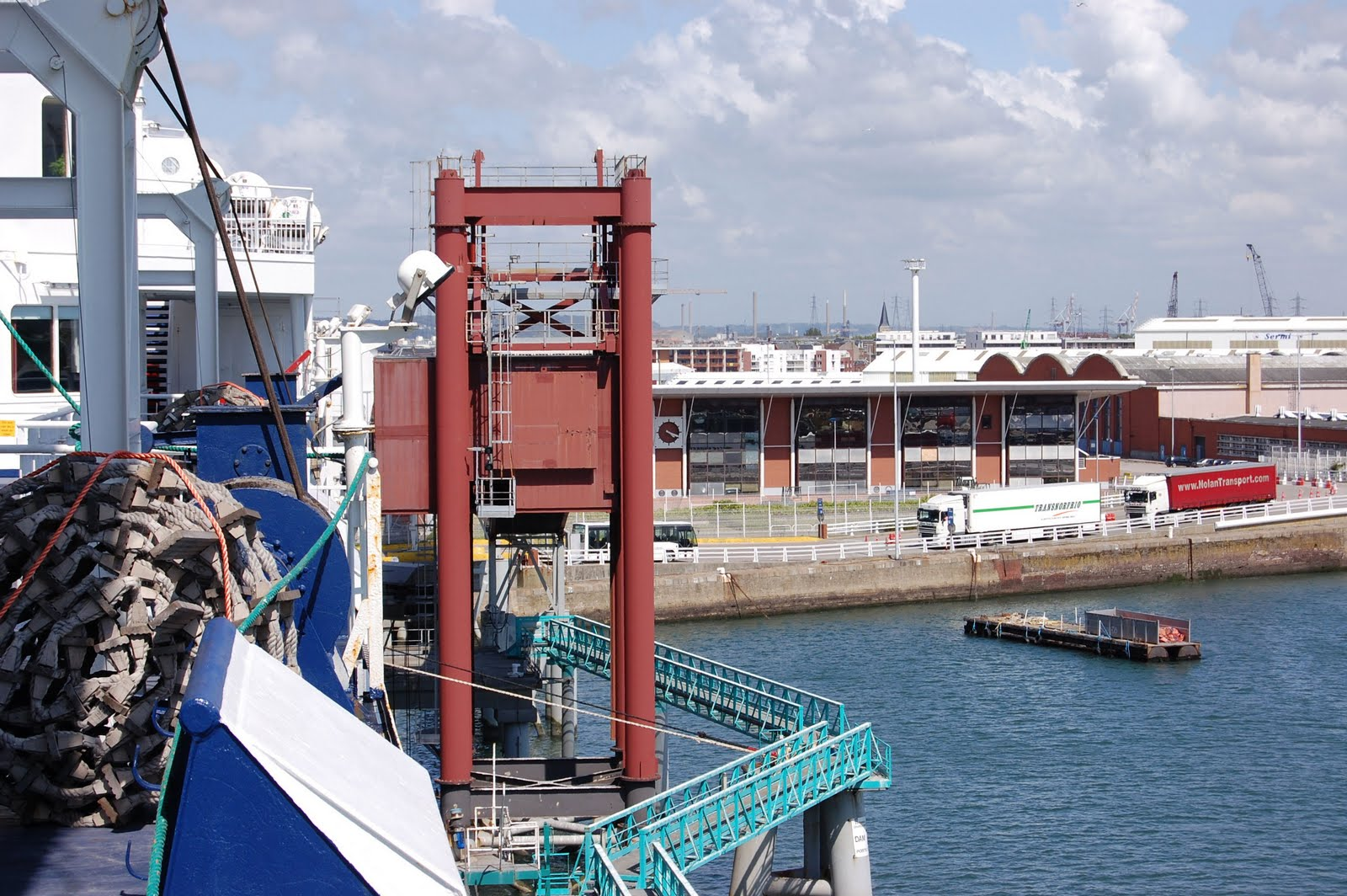 Portsmouth To Le Havre Ferry >> Vmf Alifesailingcruiseferries Blogspot Co Uk The Ferries Terminal