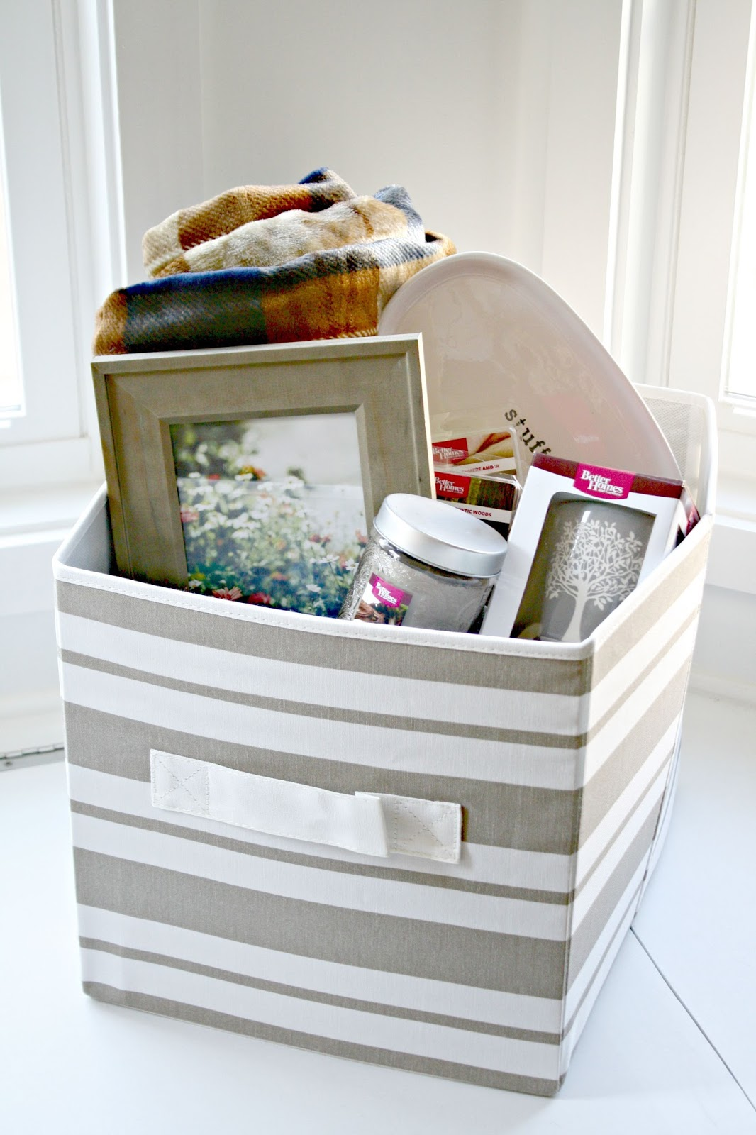 housewarming basket ideas