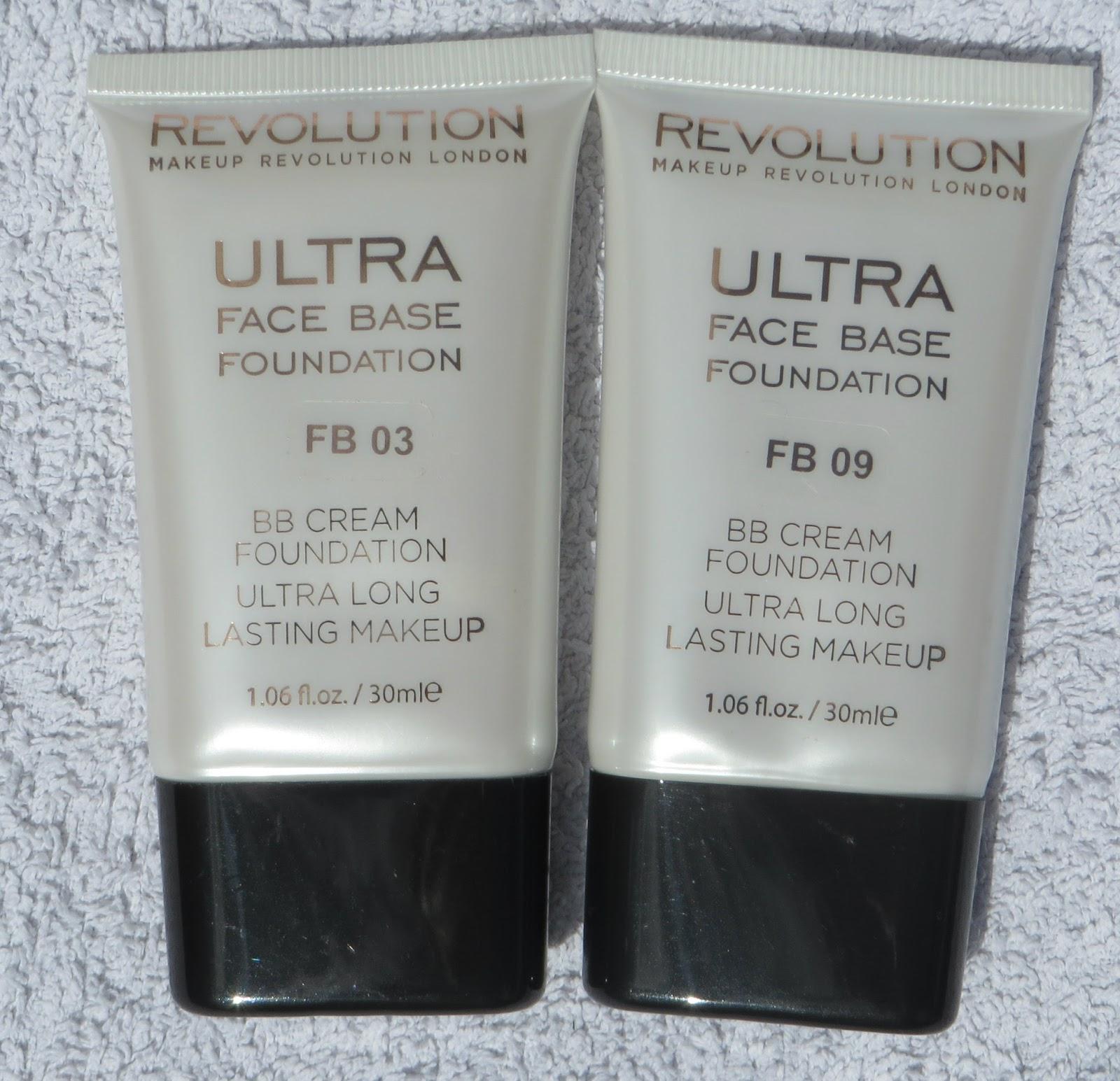 Nina\'s Bargain Beauty*: Makeup Revolution Ultra Base BB Cream ...