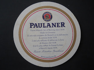 paulaner coaster
