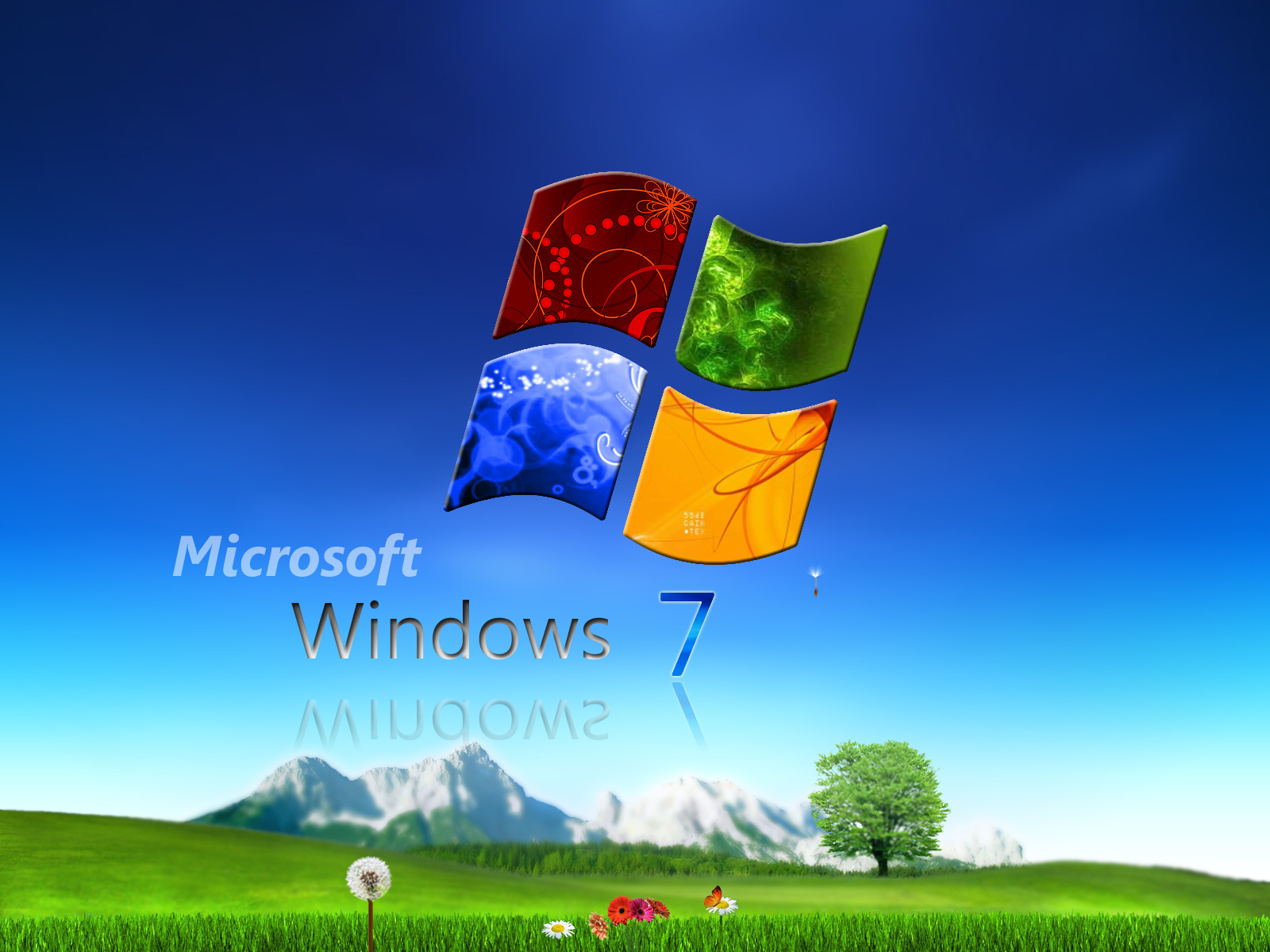 Windows 10 3d Desktop Icons