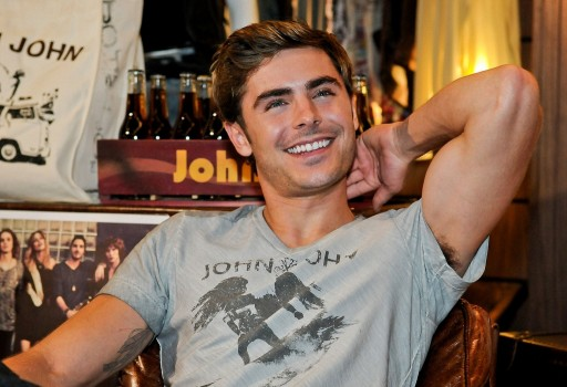 Who is zac efron dating july 2013