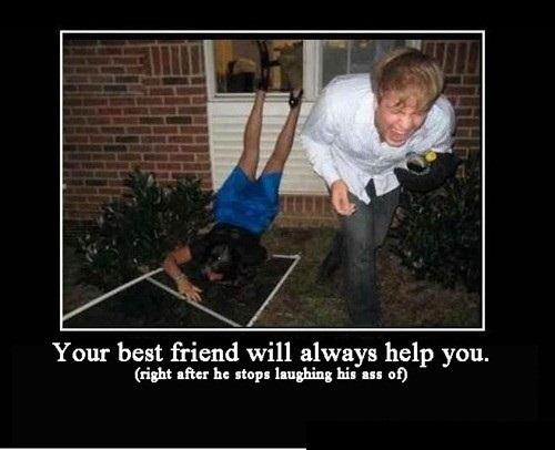 Best Friend Will Always Help You