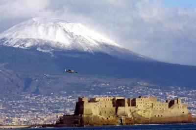 Monte Vesúvio – Itália