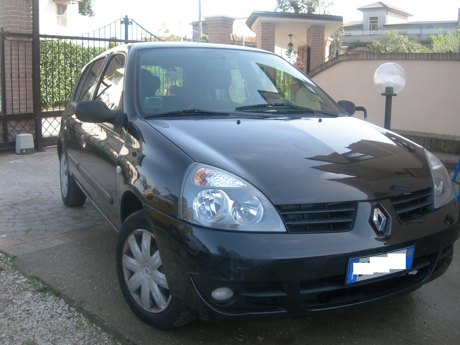 Renault Clio Storia 1.2 GPL  clima-vetri elettrici-idroguida- anno 2008 Prezzo 3.200,00 euro