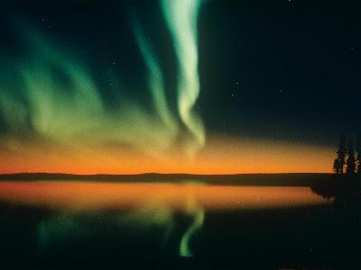 imagem da aurora boreal no brasil, fenômeno da aurora boreal e austral, fenômenos da natureza