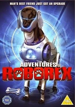As Aventuras de RoboRex Dublado