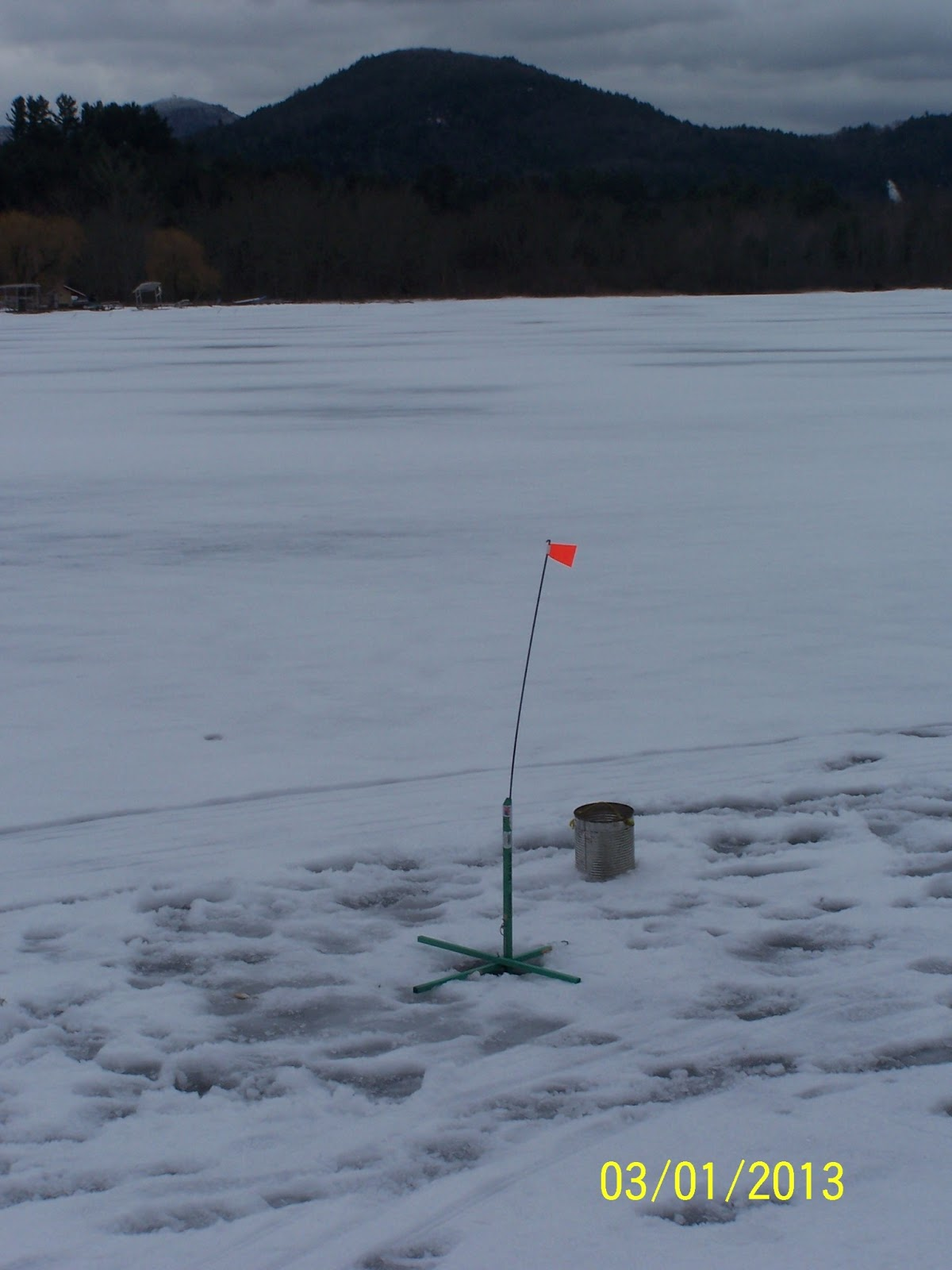 Guided Vermont Ice Fishing Trips Vermont Ice Fishing Trips