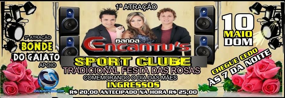 ENCANTUS NO SPORT CLUBE