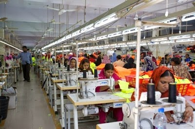 Ready-Made Garment Industry in Bangladesh