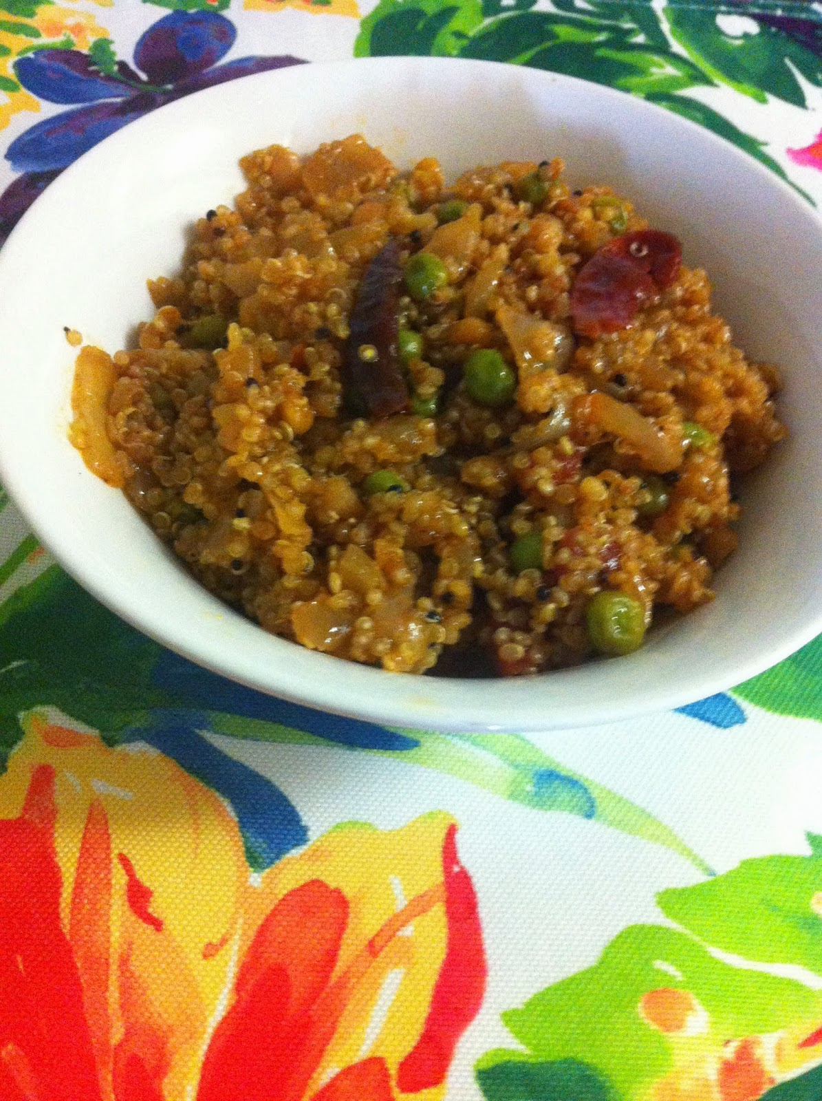 Gita 39 s kitchen a blog for indian diabetic recipes and for Quinoa recipes indian
